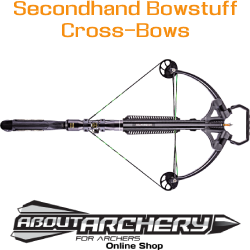 Secondhand Bowstuff-Crossbows