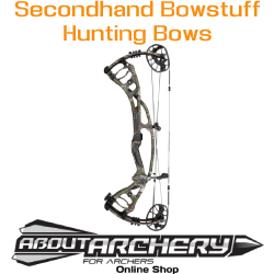 Secondhand Bowstuff-Hunting Bows