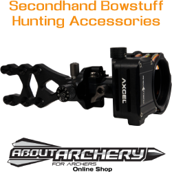 Secondhand Bowstuff-Hunting Accessories